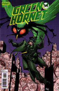 Cover Thumbnail for Green Hornet (Dynamite Entertainment, 2010 series) #26