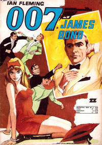 Cover for 007 James Bond (Zig-Zag, 1968 series) #54