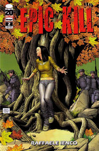 Cover Thumbnail for Epic Kill (Image, 2012 series) #2
