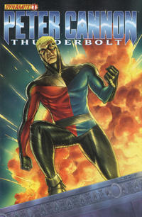 Cover Thumbnail for Peter Cannon: Thunderbolt (Dynamite Entertainment, 2012 series) #1 [Cover B - John Cassaday]