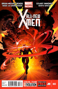 Cover Thumbnail for All-New X-Men (Marvel, 2013 series) #3