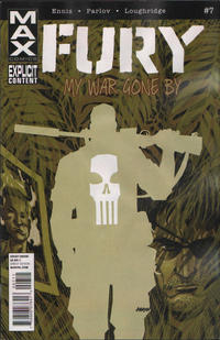 Cover Thumbnail for Fury Max (Marvel, 2012 series) #7