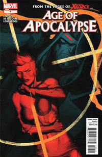 Cover for Age of Apocalypse (Marvel, 2012 series) #9