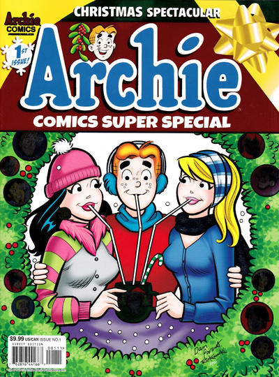Cover for Archie Comics Super Special (Archie, 2012 series) #1