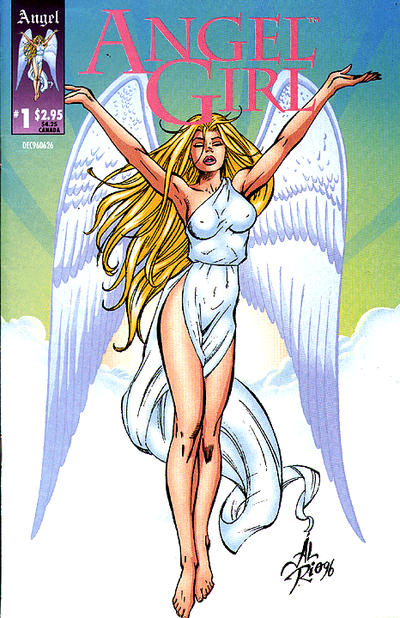 Cover for Angel Girl (1997 series) #1
