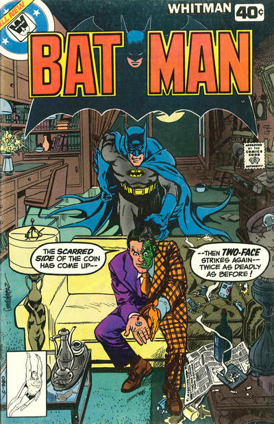 Cover for Batman (DC, 1940 series) #313 [Whitman Variant]