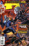 Cover for Team 7 (DC, 2012 series) #3