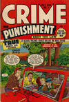 Cover for Crime and Punishment (Superior Publishers Limited, 1948 ? series) #4