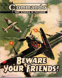 Cover Thumbnail for Commando (D.C. Thomson, 1961 series) #961