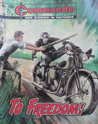 Cover Thumbnail for Commando (D.C. Thomson, 1961 series) #1009