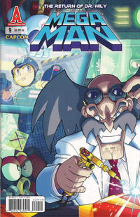 Cover Thumbnail for Mega Man (Archie, 2011 series) #9
