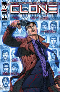 Cover Thumbnail for Clone (Image, 2012 series) #2
