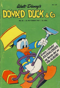 Cover Thumbnail for Donald Duck & Co (Hjemmet, 1948 series) #48/1969