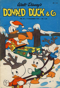 Cover Thumbnail for Donald Duck & Co (Hjemmet, 1948 series) #50/1969