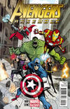 Cover Thumbnail for Avengers Assemble (2012 series) #9 [Variant Cover by Bobby Rubio]