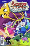 Cover for Adventure Time (Boom! Studios, 2012 series) #1 [Cover A]