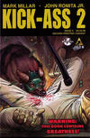 Cover for Kick-Ass 2 (Marvel, 2010 series) #2 [Second Printing]