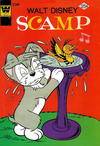 Cover Thumbnail for Walt Disney Scamp (1967 series) #21 [Whitman Edition]