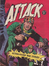 Cover for Attack (Horwitz, 1958 ? series) #9