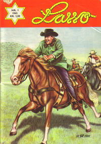 Cover Thumbnail for Lasso (Se-Bladene - Stabenfeldt, 1962 series) #1/1963