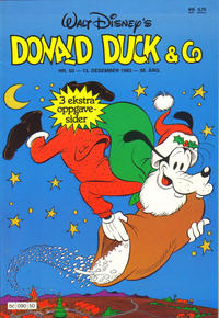 Cover Thumbnail for Donald Duck & Co (Hjemmet, 1948 series) #50/1983