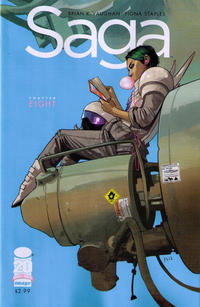 Cover Thumbnail for Saga (Image, 2012 series) #8