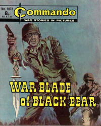 Cover Thumbnail for Commando (D.C. Thomson, 1961 series) #1073