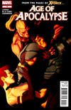 Cover for Age of Apocalypse (Marvel, 2012 series) #10