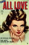 Cover for All Love (Ace Magazines, 1949 series) #31