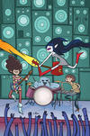 Cover for Adventure Time: Marceline and the Scream Queens (Boom! Studios, 2012 series) #1 [Boom! Studios Web Exclusive Cover by John Allison]