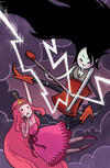Cover for Adventure Time: Marceline and the Scream Queens (Boom! Studios, 2012 series) #3 [Cover D - Vera Brosgol]