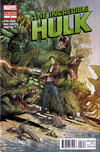Cover Thumbnail for The Incredible Hulk (2011 series) #3 [2nd Printing Variant by Marc Silvestri]
