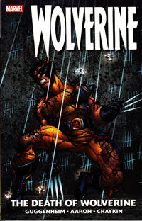 Cover Thumbnail for Wolverine: The Death of Wolverine (Marvel, 2008 series)