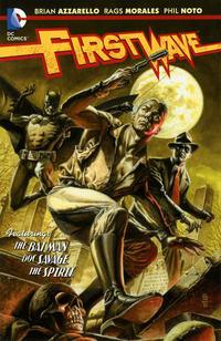 Cover Thumbnail for First Wave (DC, 2012 series) #[nn]