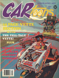 Cover Thumbnail for CARtoons (Petersen Publishing, 1961 series) #97