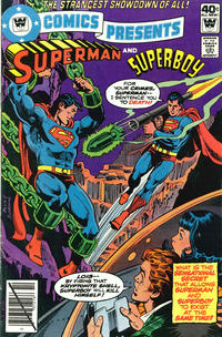 Cover Thumbnail for DC Comics Presents (DC, 1978 series) #14 [Whitman Variant]