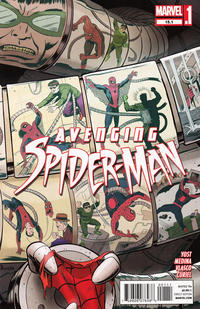 Cover Thumbnail for Avenging Spider-Man (Marvel, 2012 series) #15.1