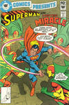Cover Thumbnail for DC Comics Presents (1978 series) #12 [Whitman cover]
