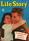 Cover for Life Story (Fawcett, 1949 series) #34