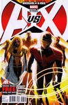Cover Thumbnail for Avengers vs. X-Men (2012 series) #6 [2nd Printing Variant]