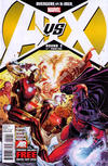 Cover for Avengers vs. X-Men (Marvel, 2012 series) #2 [Diamond Retailer Summit Variant Cover by Jim Cheung]