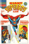Cover for Giant Superboy Album (K. G. Murray, 1965 series) #11
