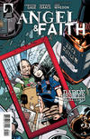 Cover for Angel & Faith (Dark Horse, 2011 series) #7 [Rebekah Isaacs Alternate Cover]