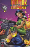 Cover for Double Impact:  Trigger Happy (High Impact Entertainment, 1998 series) #1 [Clayton Henry cover]