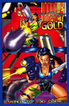 Cover for Double Impact:  Trigger Happy (High Impact Entertainment, 1998 series) #1 [Gold]