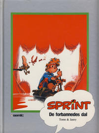 Cover Thumbnail for Sprint [Seriesamlerklubben] (Semic, 1986 series) #[37] - De forbannedes dal