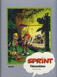 Cover Thumbnail for Sprint [Seriesamlerklubben] (Semic, 1986 series) #[29] - Tidsmaskinen