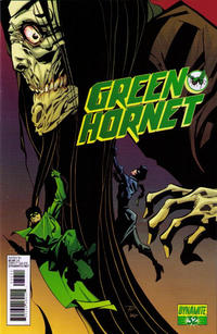 Cover Thumbnail for Green Hornet (Dynamite Entertainment, 2010 series) #32