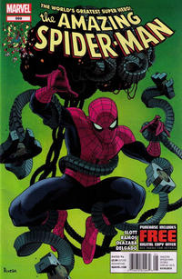 Cover Thumbnail for The Amazing Spider-Man (Marvel, 1999 series) #699 [Newsstand]