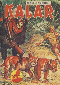 Cover Thumbnail for Kalar (Se-Bladene, 1971 series) #9/1973